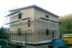 Karkasinio namo statyba